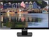 HP 27w - Monitor de 27' (Full HD, 1920 x 1080 pixeles, Plug and Play, IPS, HDMI, VGA, 1000:1, 16:9), Color Negro