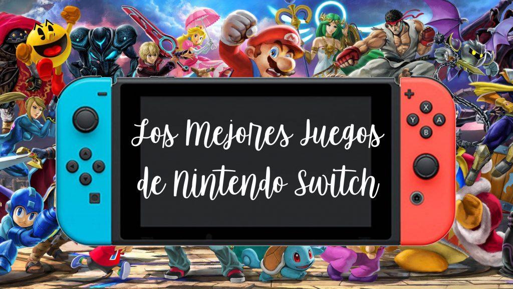 cual es el mejor juego de la switch