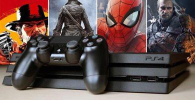 mejores juegos de la playstation 4